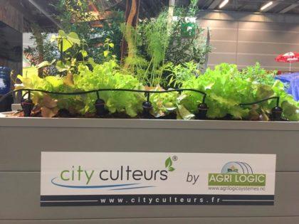 City culteurs, solution de culture hors-sol innovante par Agrilogic Systèmes nous confie sa communication