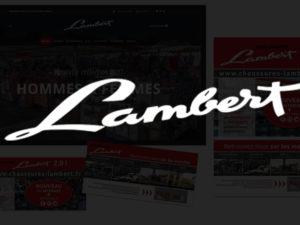 Les chaussures Lambert
