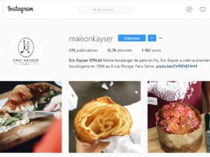 Instagram, le réseau qui monte !
